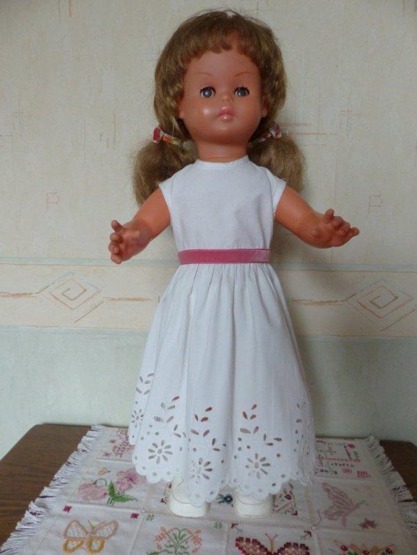 La robe de Caroline !