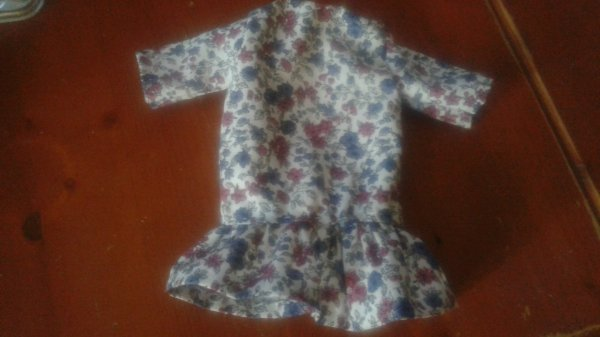 La robe de Georgette !
