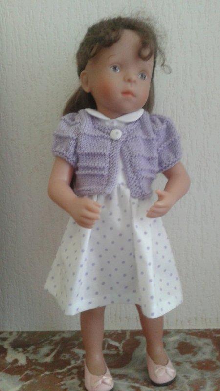Tabéa a une nouvelle robe !