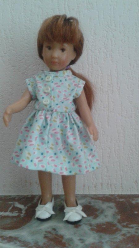 Une robe pour Finchen !