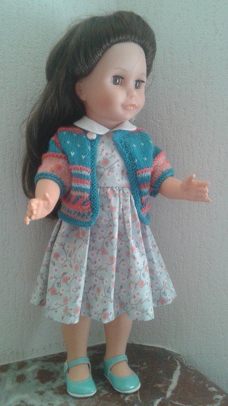 Une nouvelle tenue pour Elisabeth