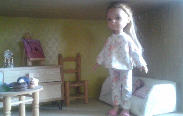 Un pyjama pour Ann de Ruth Treffeisen !