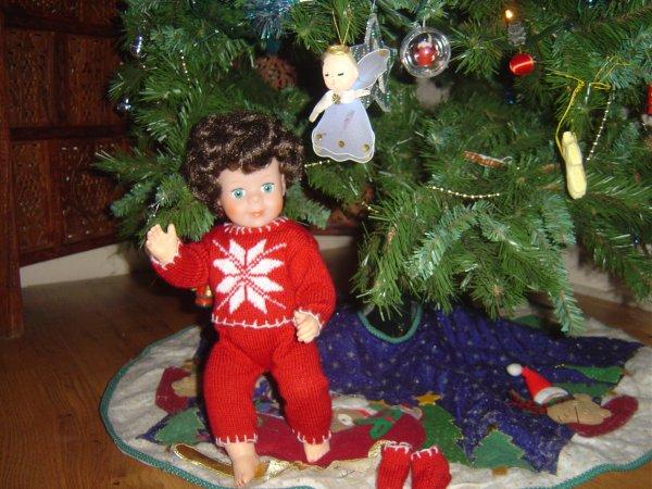 Les pulls de Noël !
