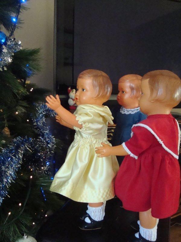 Les Françoise ont trouvées leur tenue pour les fêtes !