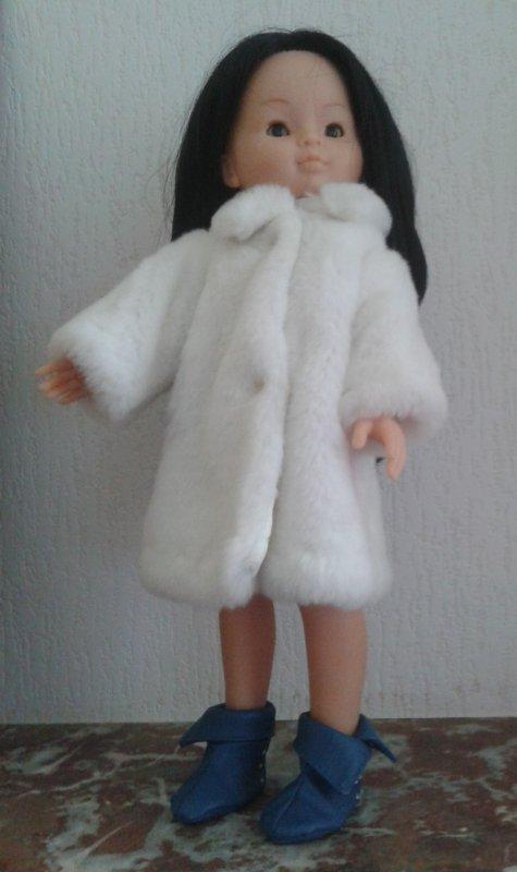 Des manteaux pour les chéries !