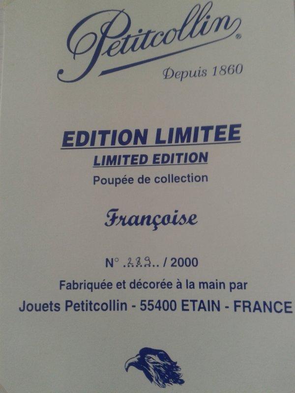 Françoise a 70 ans !