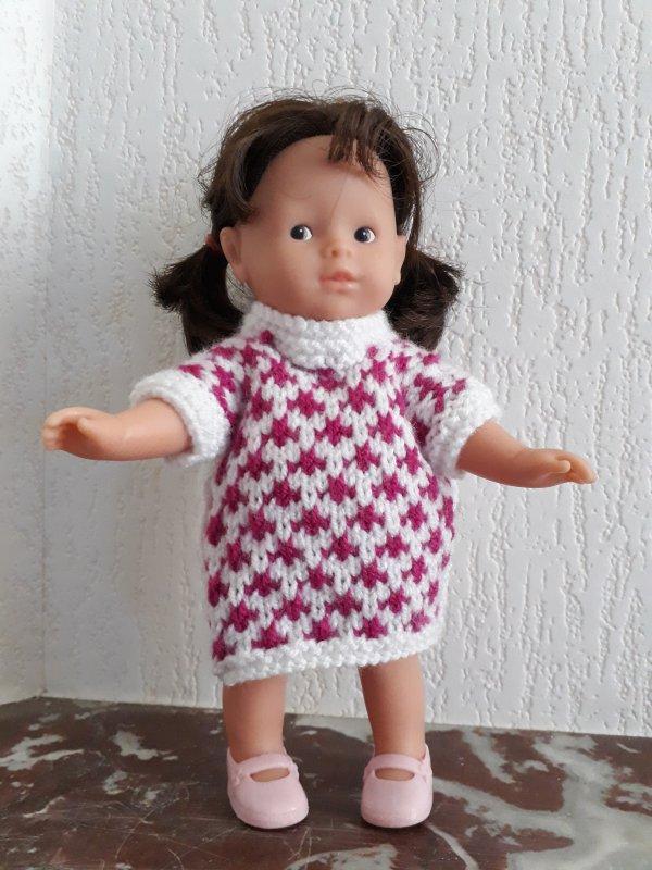 Le pull à la mode pour Elisabeth !