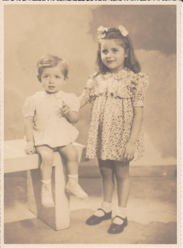 Mes photos d'enfance !
