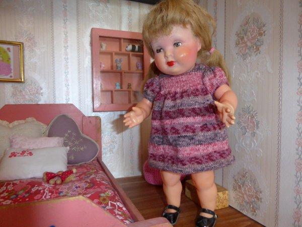 La nouvelle robe de Françoise !
