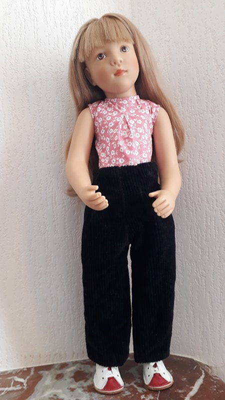 Un pantalon pour Hannah !
