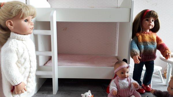 Des nouveaux lits chez le Götz !