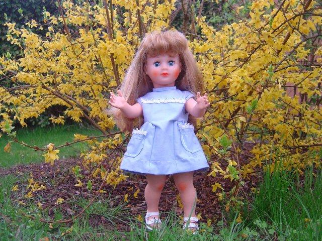 Les poupées de Mamy Chérie