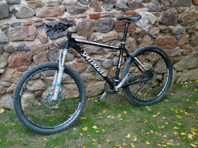 le Specialized Stumpjumper M4 2007