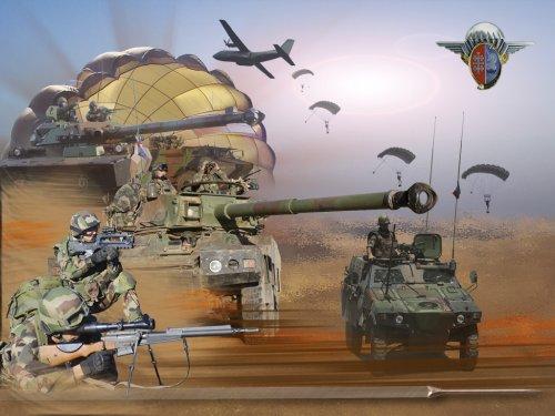 Saison 7 : L'Armée