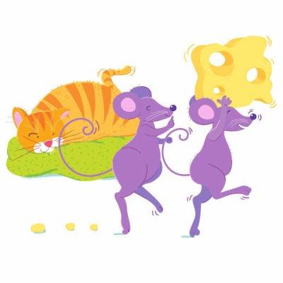 Saison 29 : Quand le chat n'est pas là, les souris dansent !