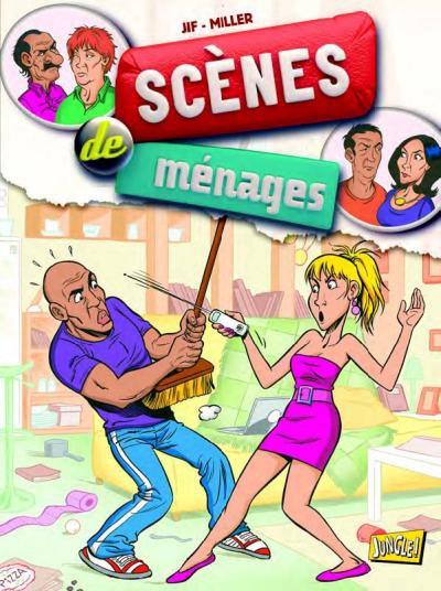 Saison 72 : Scènes de ménage !