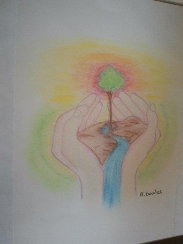 La vie entre nos main