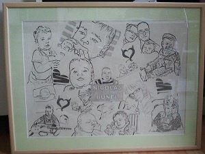 Résultat du tableaux de mon fils
