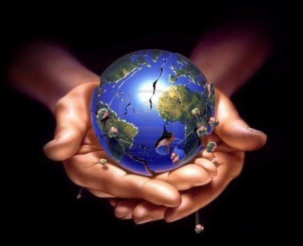 L avenir de la terre est entre nos mains !