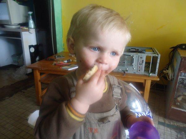 mon oxigene mon fils mon bonheur