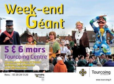 week end géant le 5 et 6 mars 2011