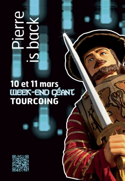 WEEK END GEANT DE TOURCOING LE 10 ET 11 MARS 2012