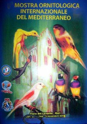 8^ MOSTRA ORNITOLOGICA INTERNAZIONALE DEL MEDITERRANEO