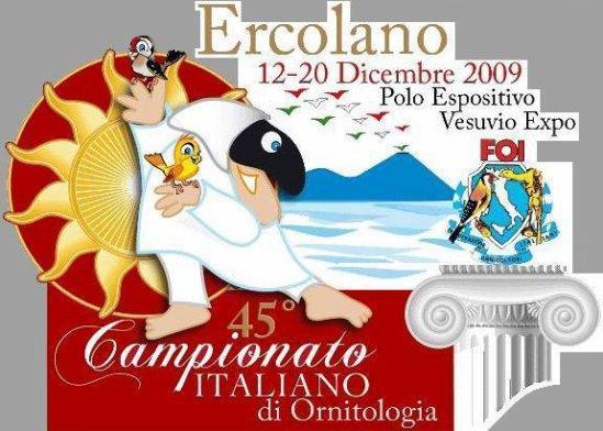 45° CAMPIONATO ITALIANO DI ORNITOLOGIA