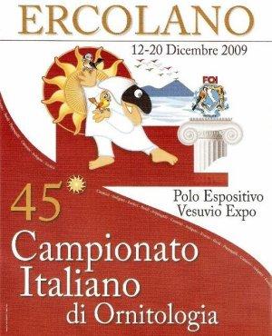 45° CAMPIONATO ITALIANO DI ORNITOLOGIA - RISULTATI
