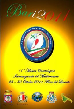 INTERNAZIONALE DEL MEDITERRANEO 2011