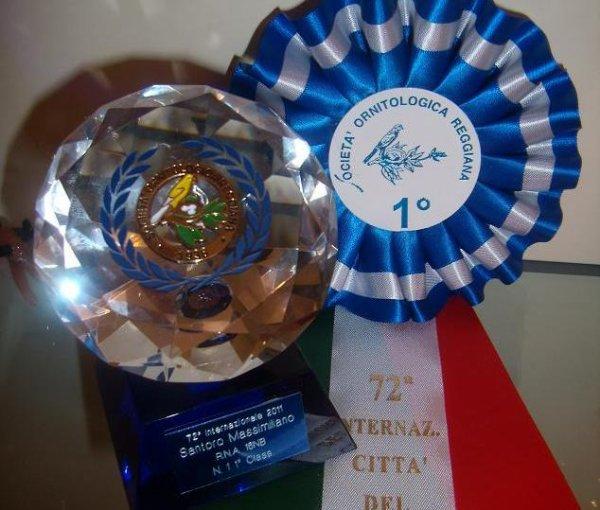72° INTERNAZIONALE DEL TRICOLORE-  REGGIO EMILIA 2011 ►16NB-108-'11