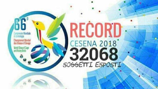 CAMPIONATO MONDIALE - CESENA 2018