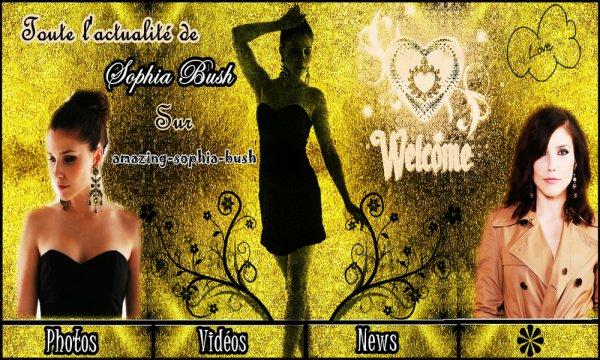 ♥ Bienvenue sur amazing-sophia-bush ... ♥