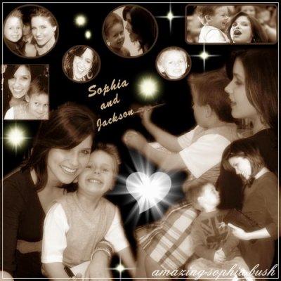 ♥ Sophia & Jackson ♥