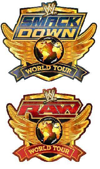 SMACKDOWN VS RAW !!
