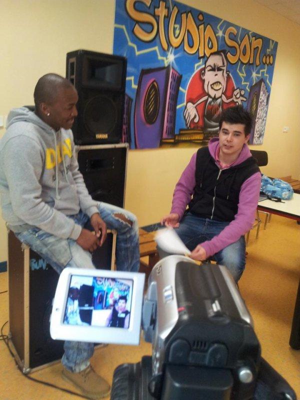 Interview de Niksi Be avec notre invité L'Héros