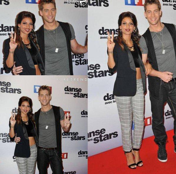 Sa participation à l'émission : Danse avec les Stars