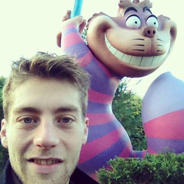 Yann-Alrick à Disneyland !