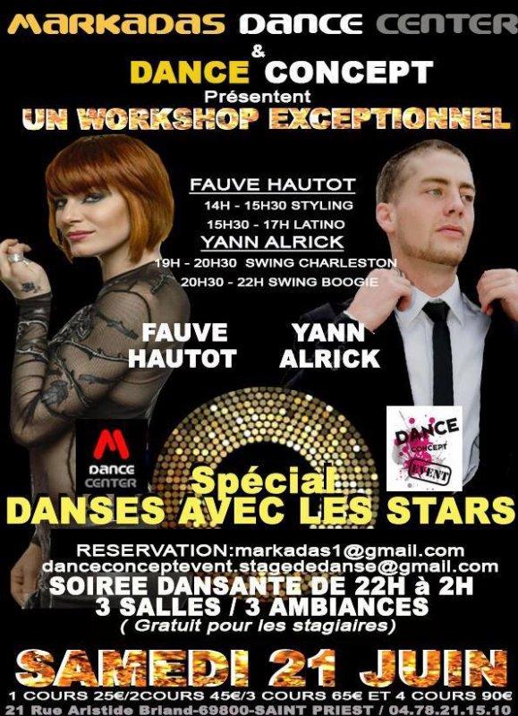 Workshop à Lyon