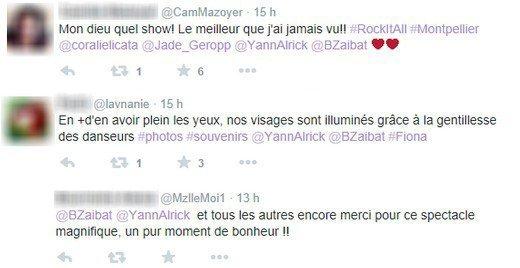"""Tournée """"Rock it all"""" à Montpellier"""