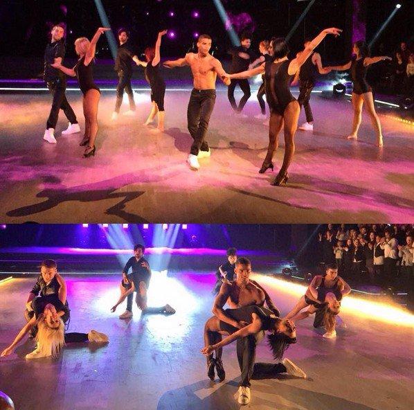 """Rock it all"" dans Danse avec les stars"