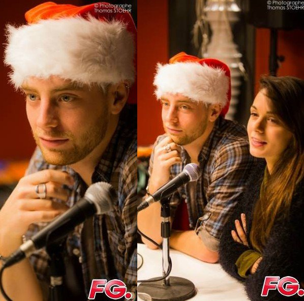 Interview sur FG radio
