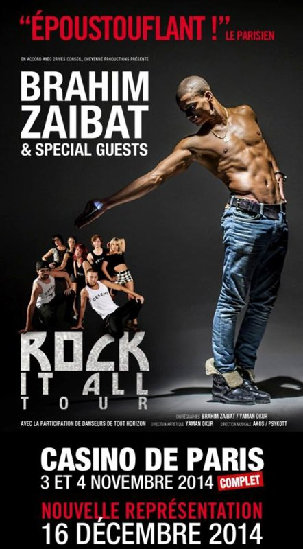 "Tournée ""Rock it All"" à Paris (3)"