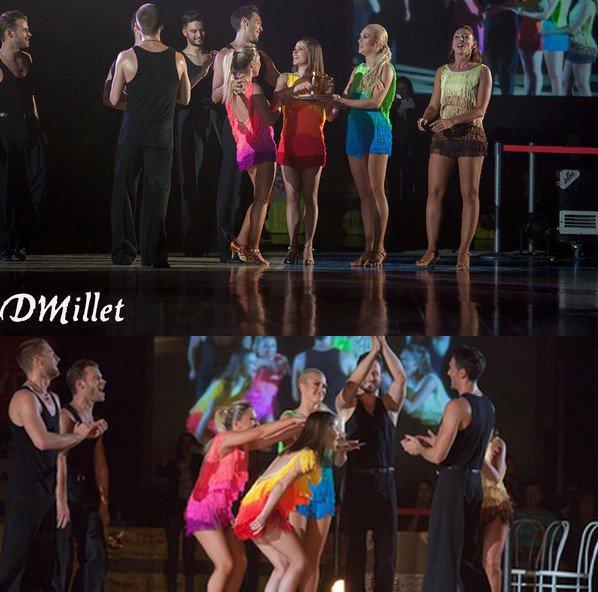 D'Pendanse au 6ème Mondial Show Dance