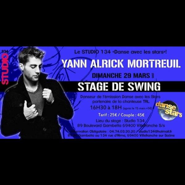 Stage de danse swing à Villefranche-sur-Saône