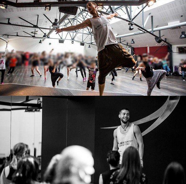 Workshop Tour à Lyon avec Denitsa Ikonomova & Rayane Bensetti