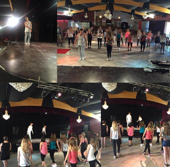 Workshop Tour à Avignon