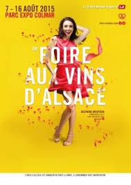 Yann-Alrick et Jade Geropp à la Foire aux vins de Colmar