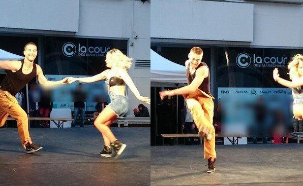 Show Dance à Mulhouse avec Jade Geropp