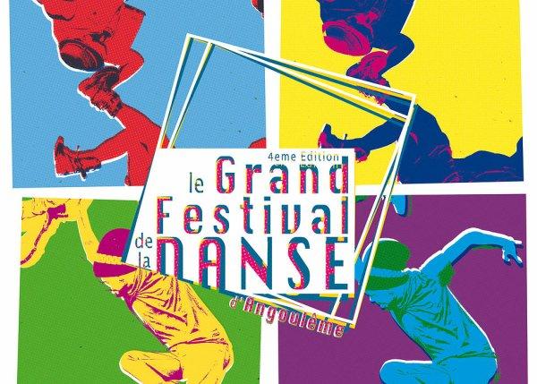Masterclass au Grand Festival de la Danse à Angouleme